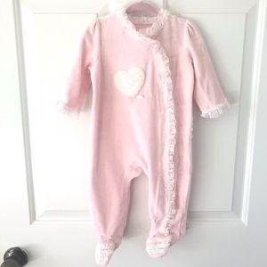 Little Me, size 9 Pink Onesie